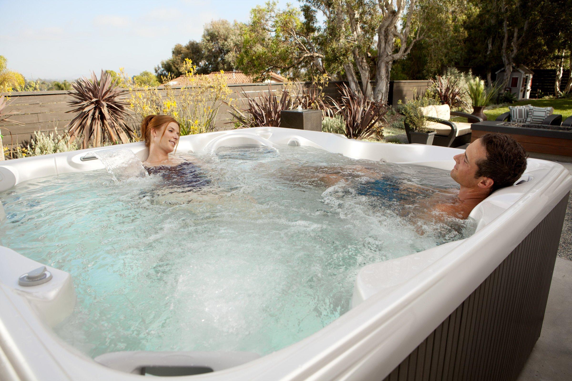 Test Soak - Maximum Comfort Pool & Spa