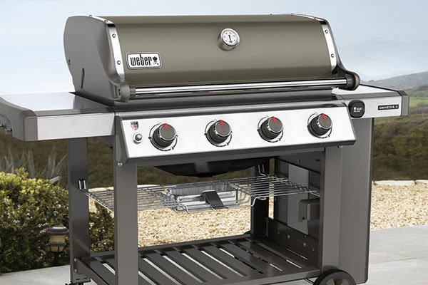 Weber Grills Family Image