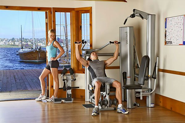 Vectra Fitness Home Gyms Family Image