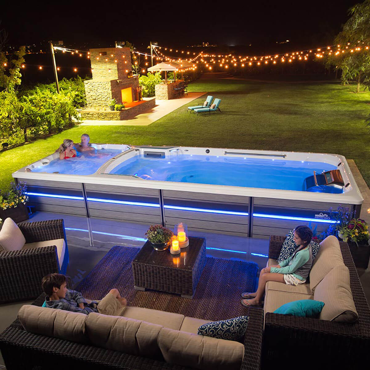 Hot tub or swim spa – which is right for you?