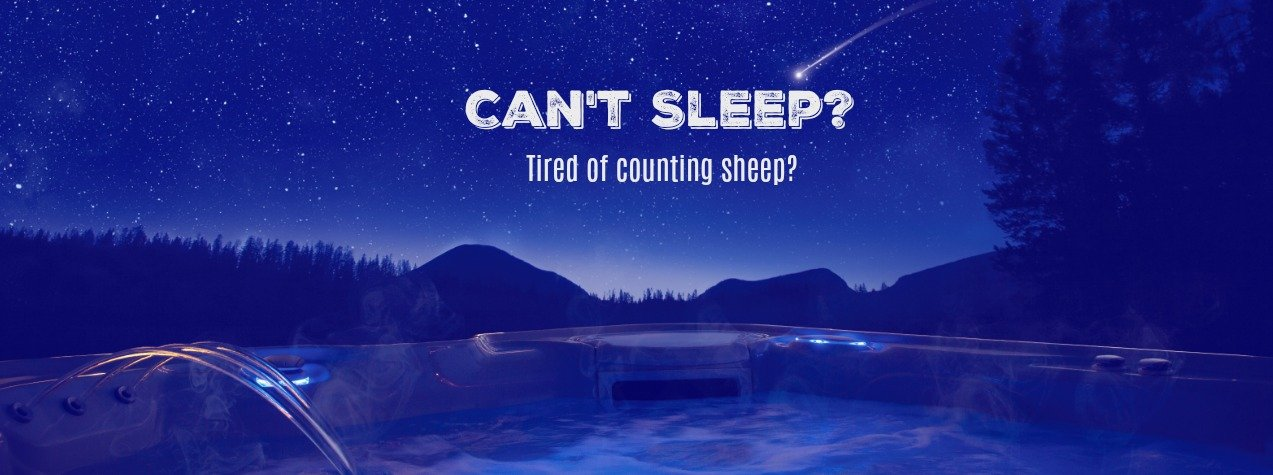 Can't Sleep, Tired of Counting Sheep