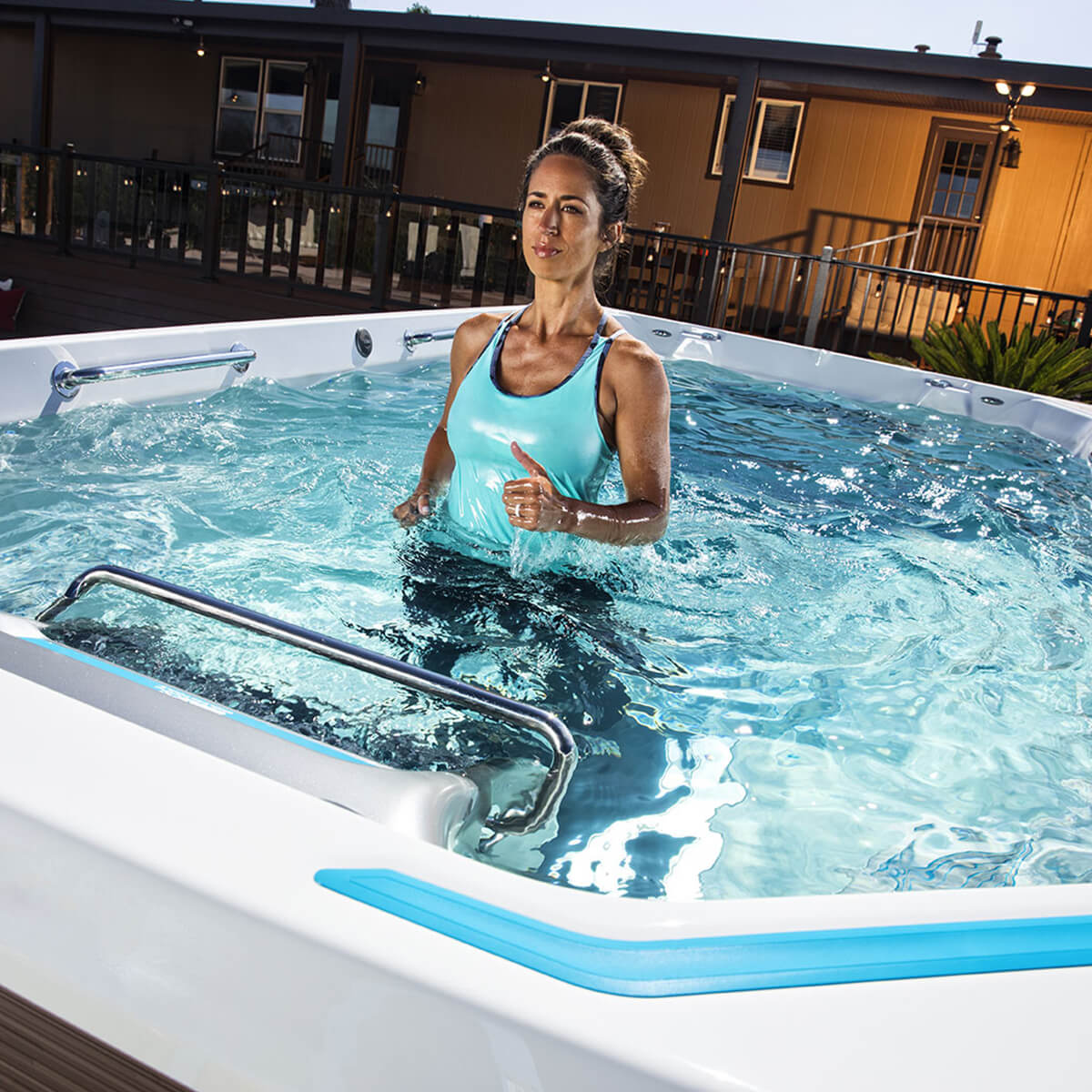 Underwater Treadmills From Endless Pools