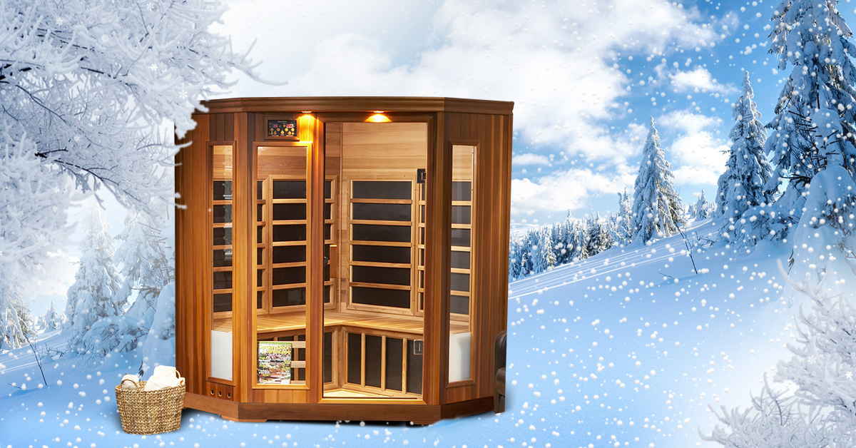5 Amazing Things a Sauna Does For You in the Wintertime