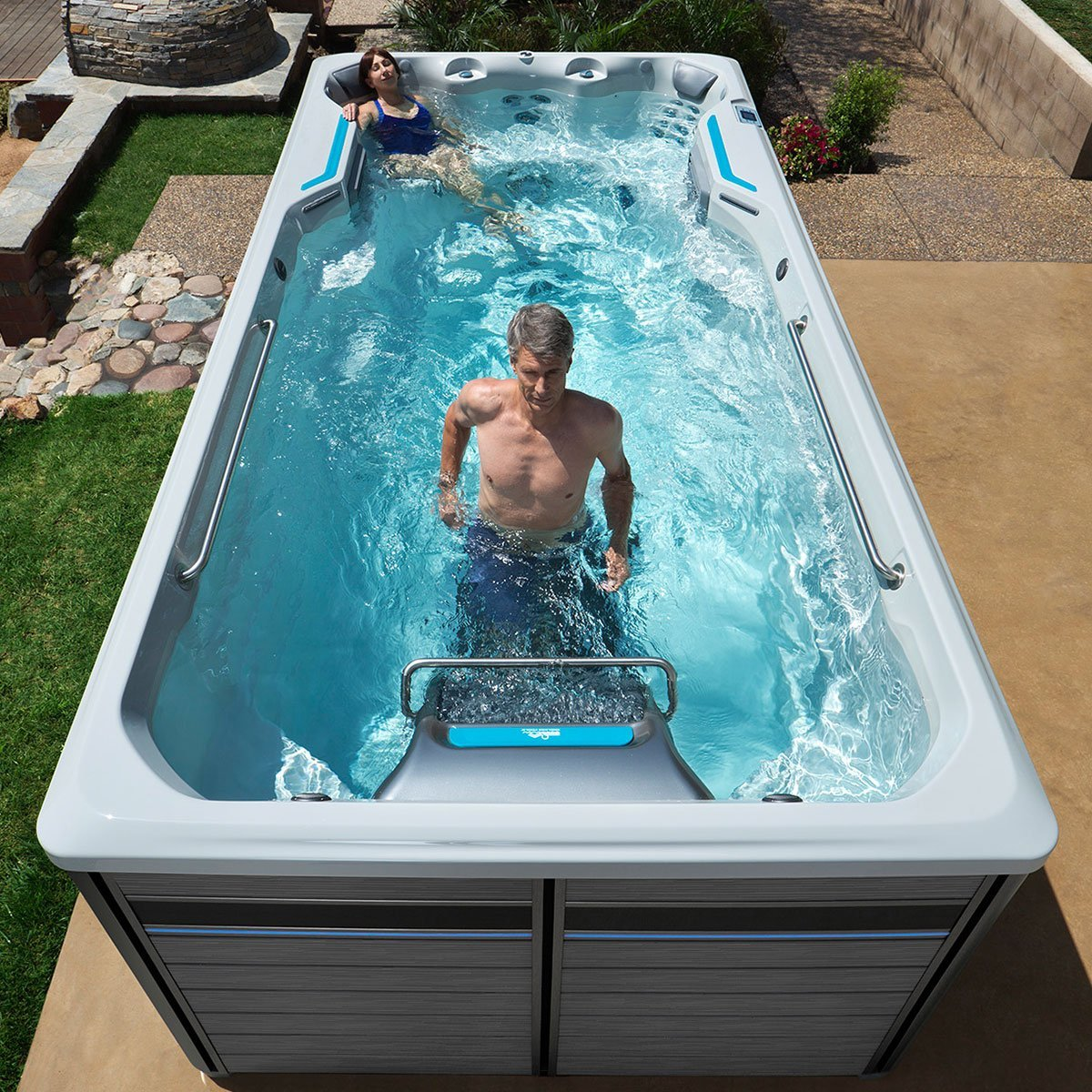 E700 Endless Pools® Fitness Systems - Maximum Comfort Pool & Spa