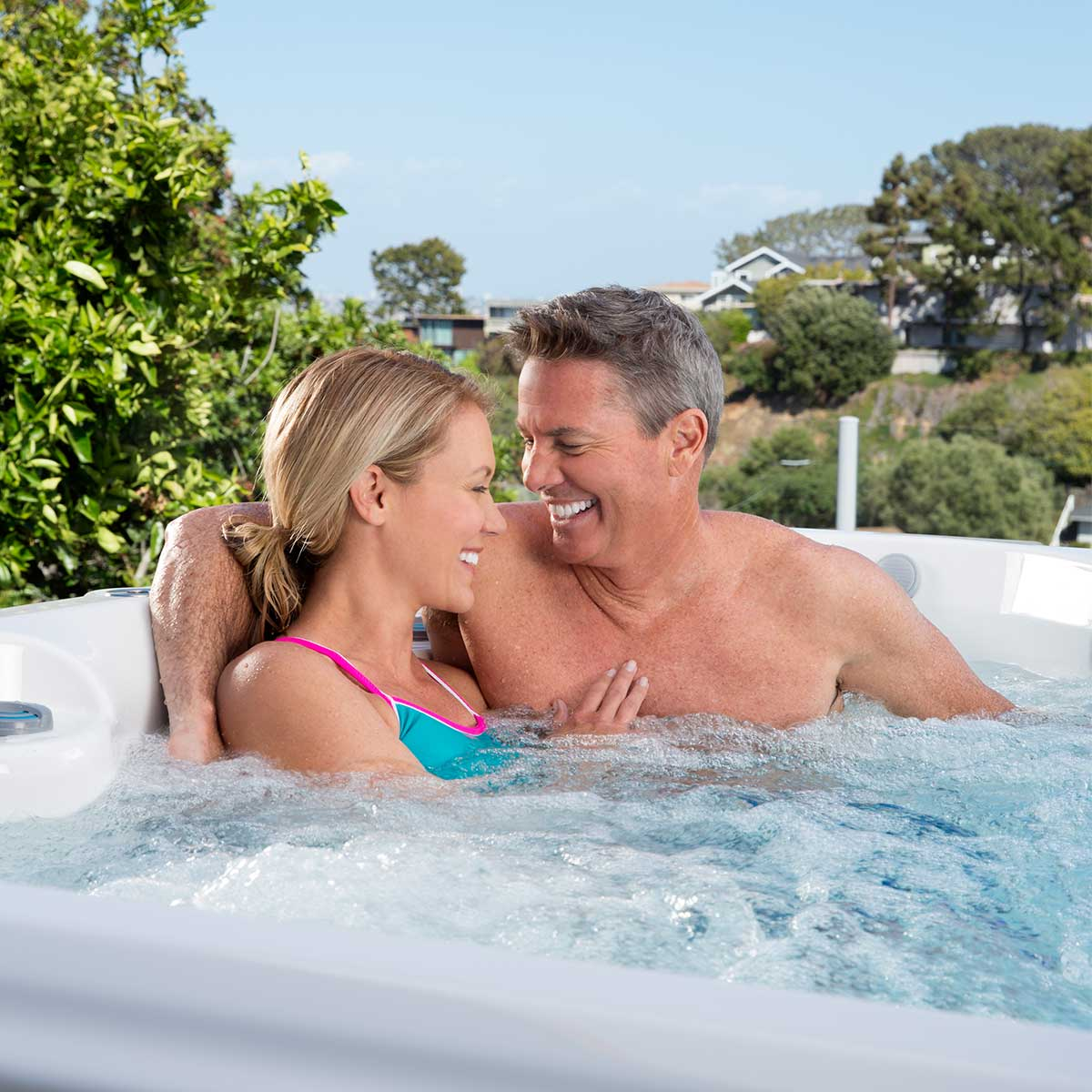 Why a HotSpring®Spa Is Better Than an Arctic®