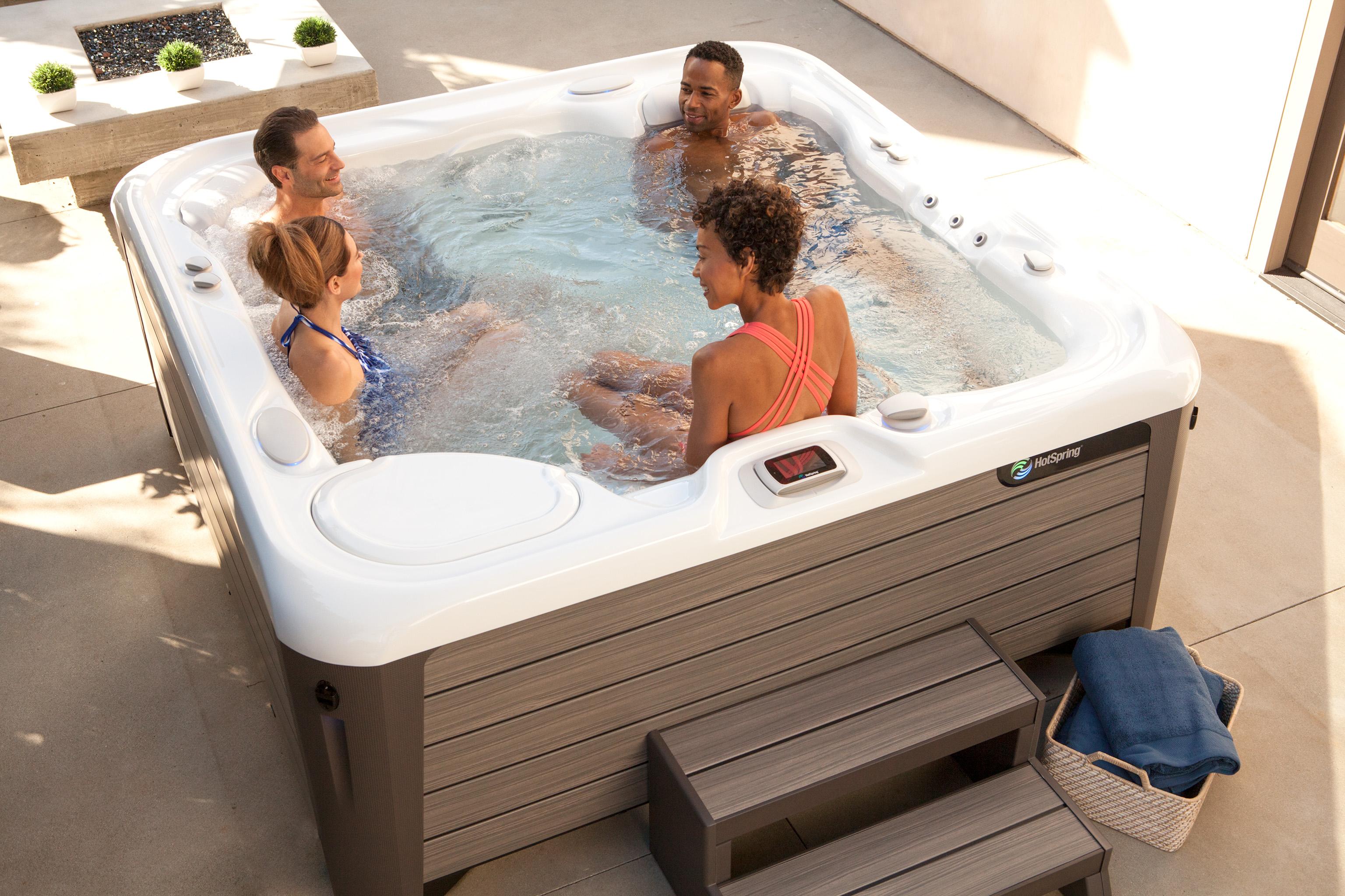 How Big Should My Hot Tub Be?
