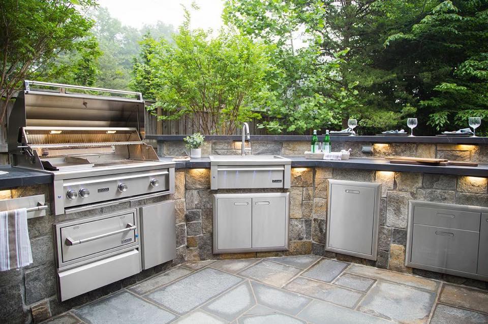 Outdoor Kitchens in Colorado