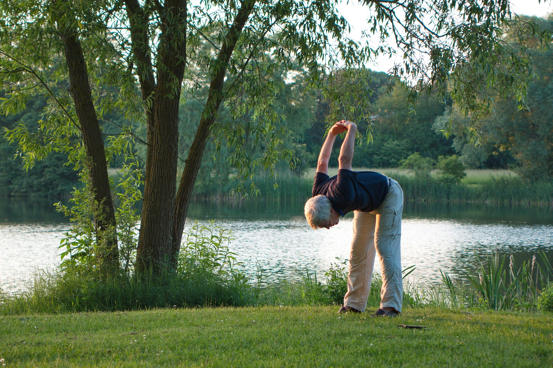 How to Stay Limber After 50
