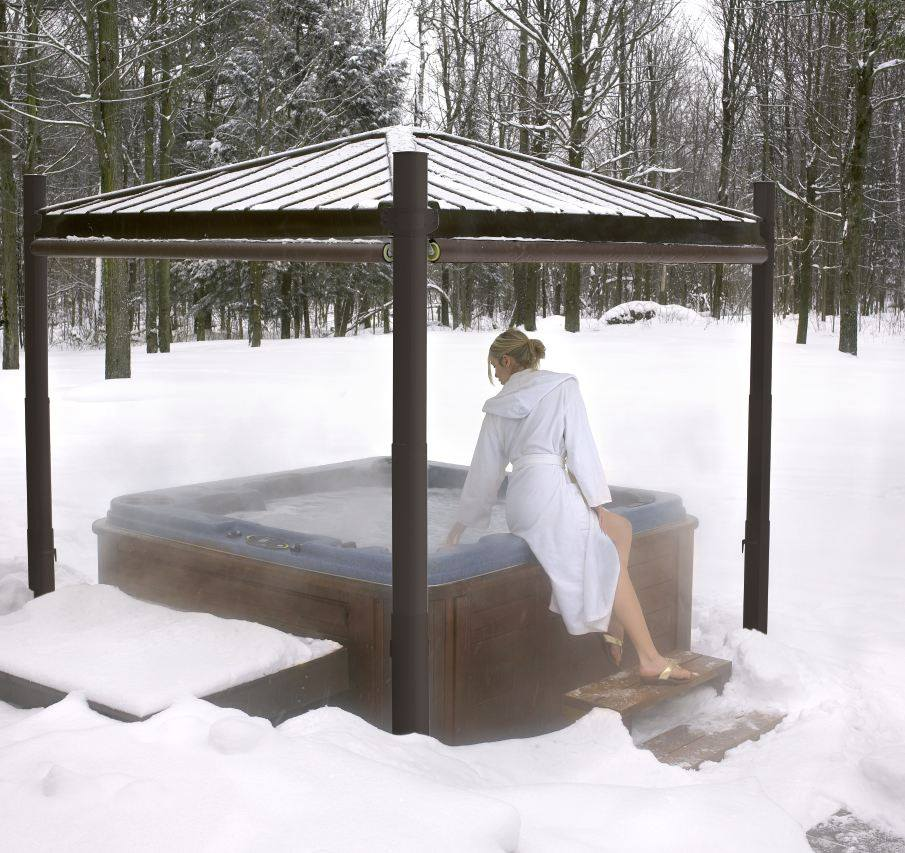 Why Covana is the Best Colorado Hot Tub Cover