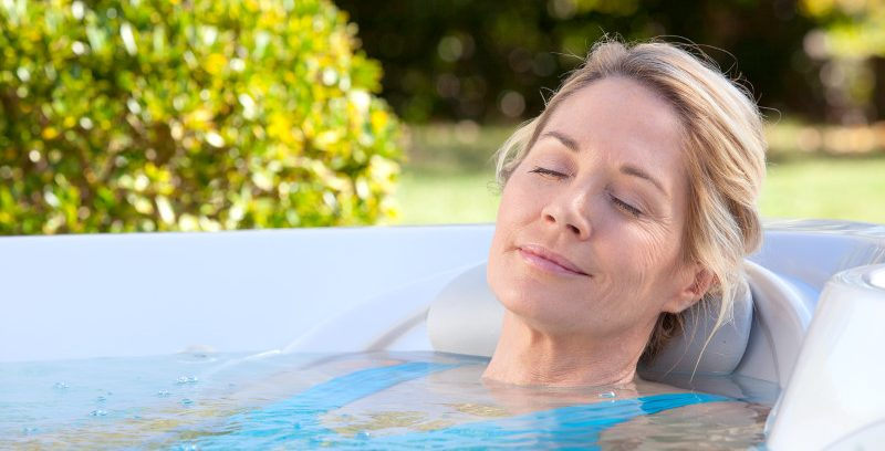 Ease Stress During COVID-19 With a Hot Tub