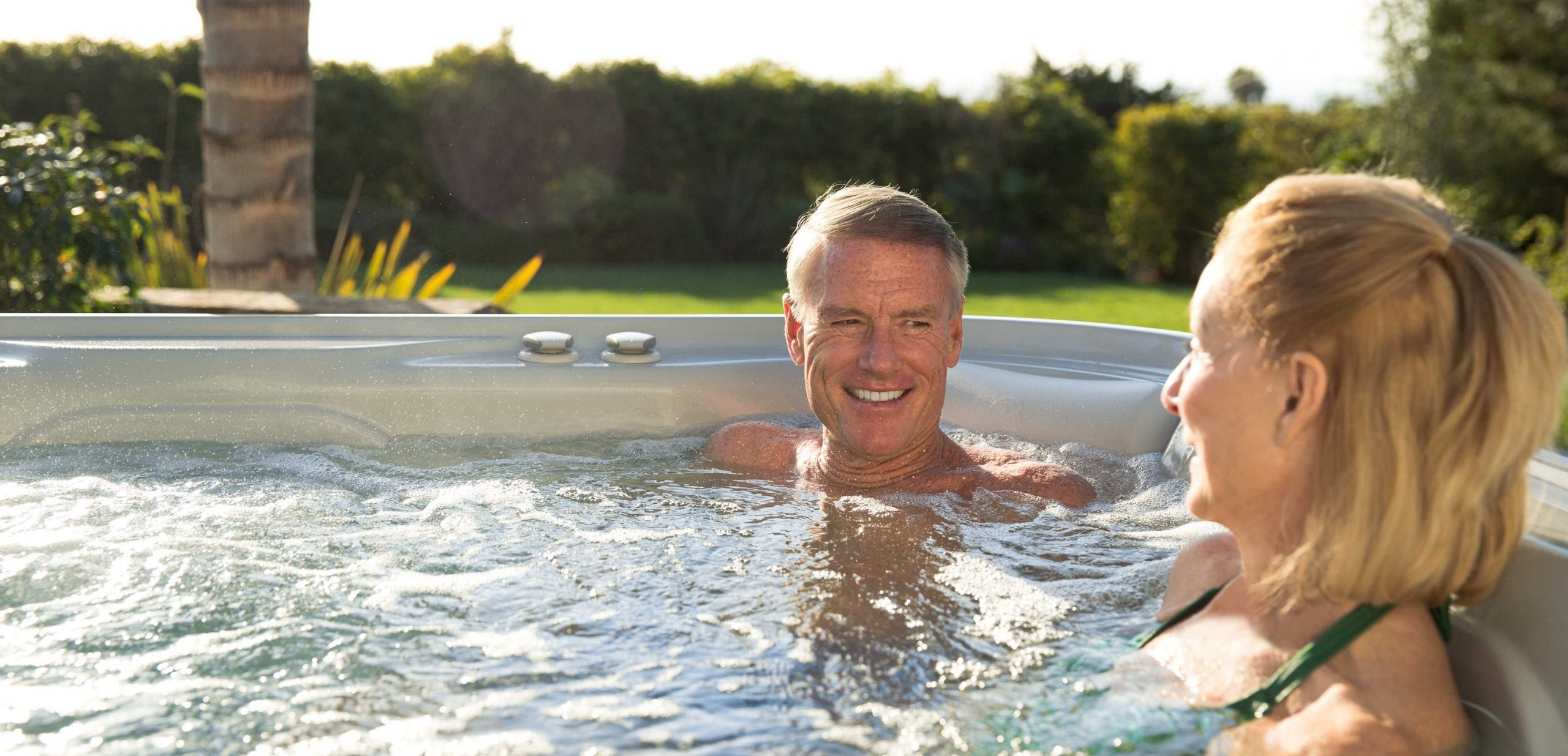 How to Stay Fit After 50 With a Spa