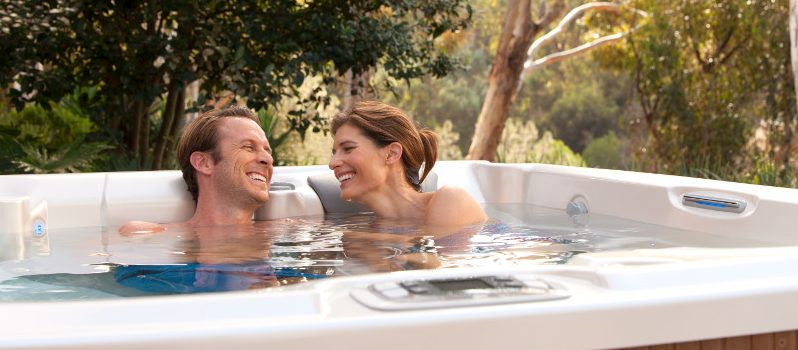 Why a Hot Tub Would Make a Great Anniversary Gift