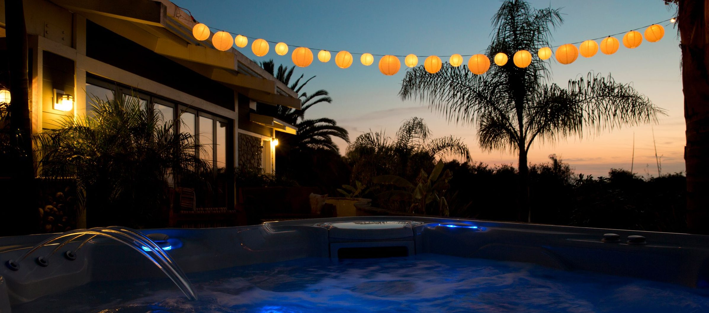 3 Ways To Dress up Your Hot Tub This Halloween