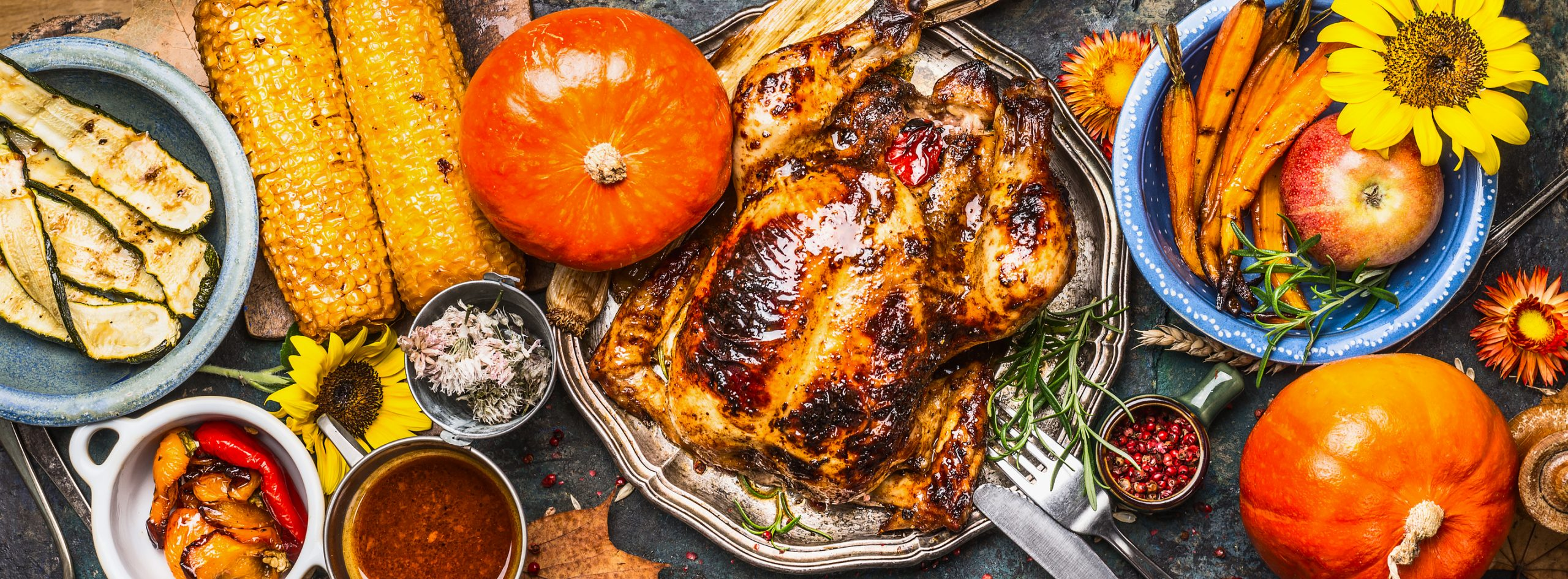 How to Perfectly Grill a Turkey