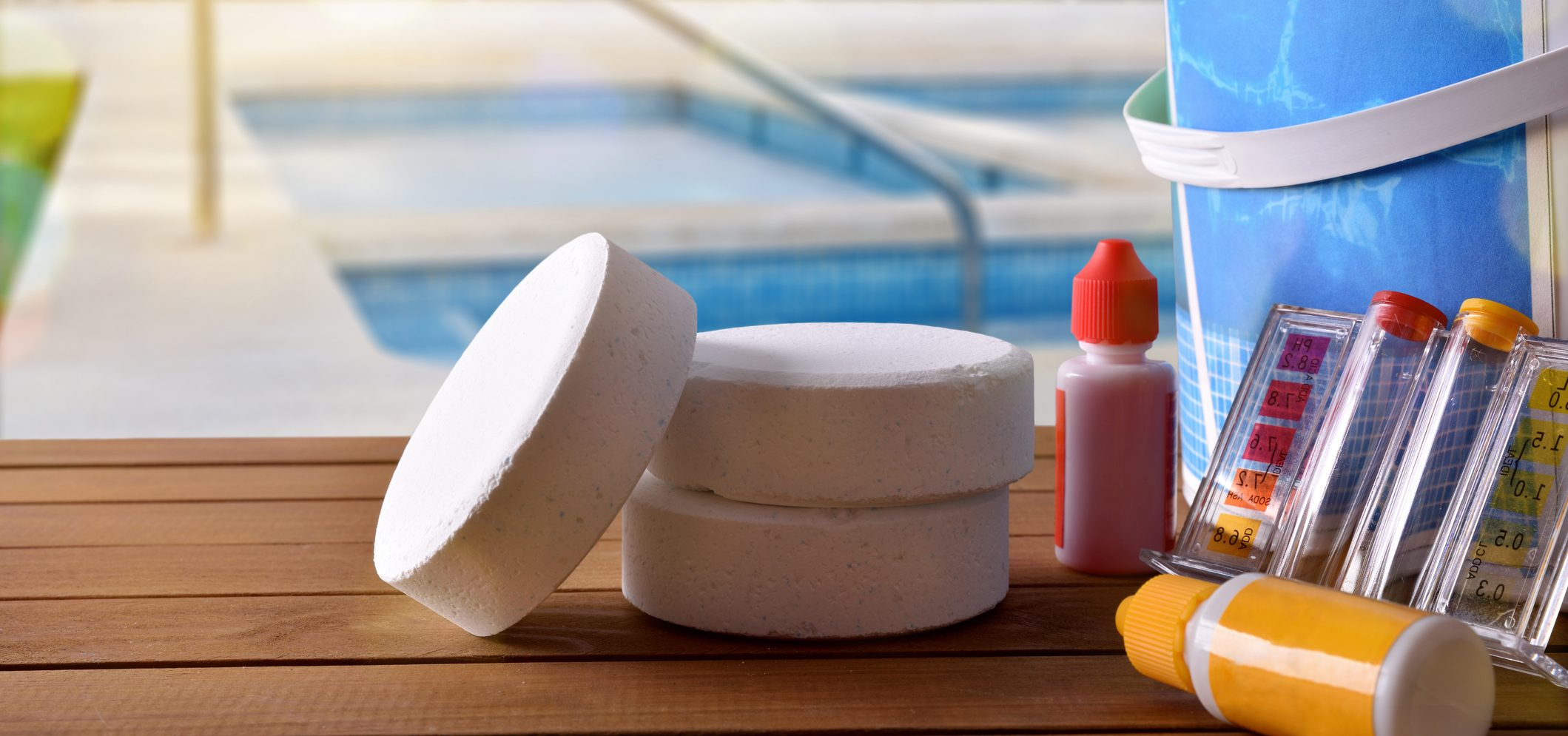 Refresh Your Pool and Spa for the New Year With Route Service