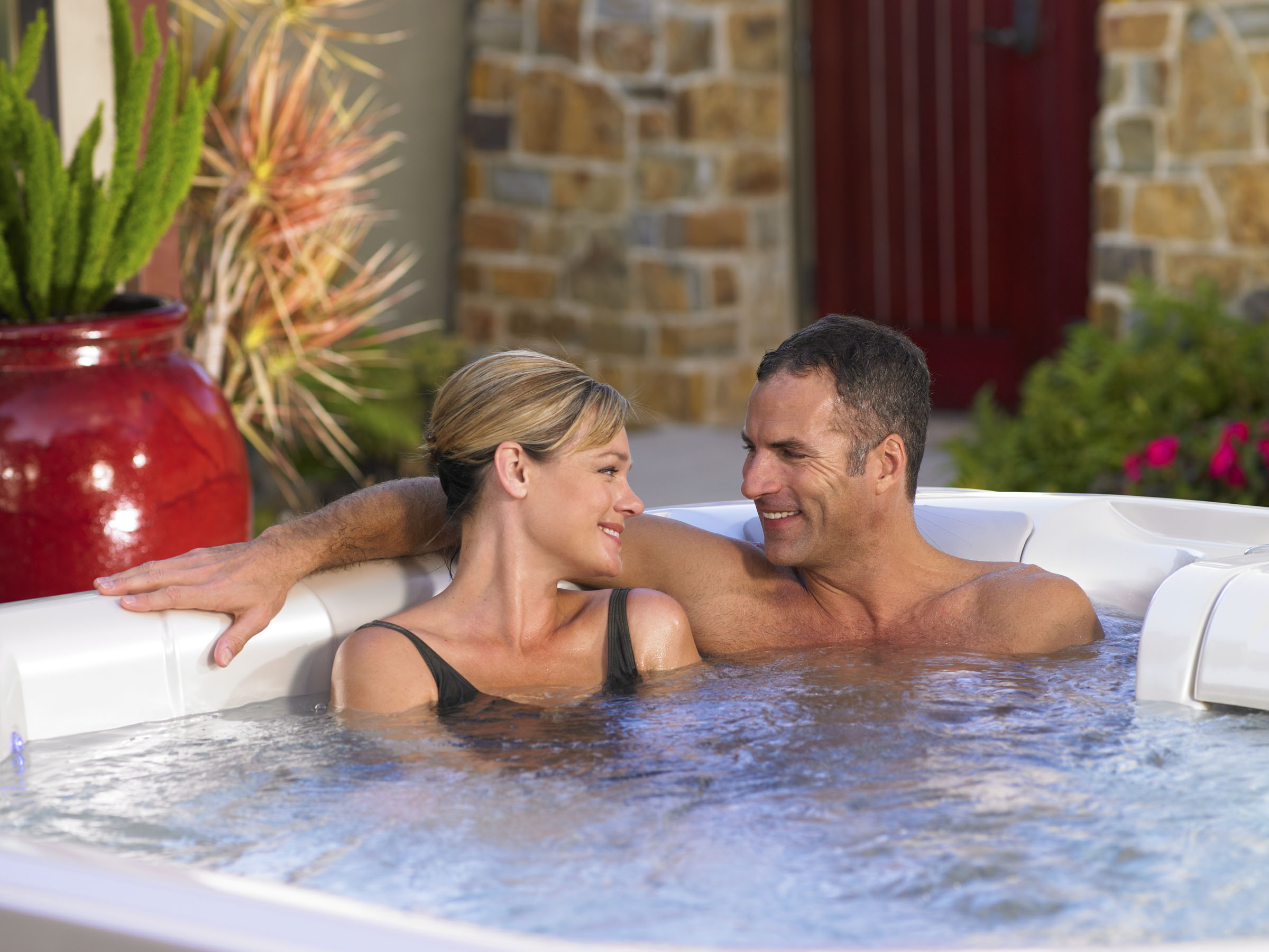 Trust Our Summit County Service Professionals with Your Spa
